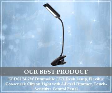 best book lamp for reading reviews