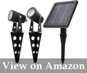 best outdoor pathway solar lights reviews