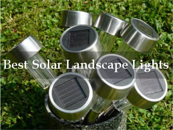 best solar landscape lights reviews