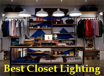 best closet lighting reviews