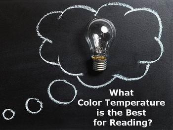 Best Light Color For Reading