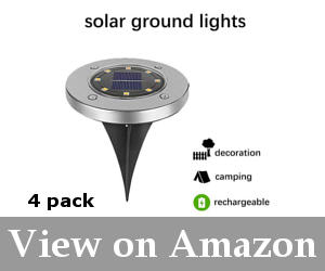 brightest solar lights review