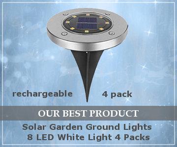 solar disk lights guide