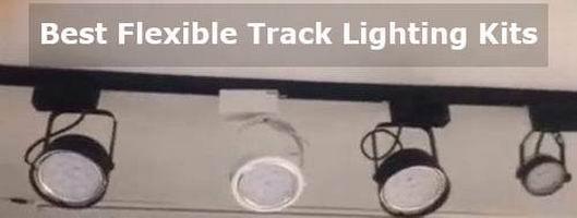 best flexible track lighting