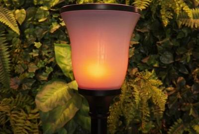 what solar lights are brightest